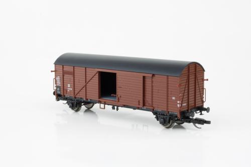 gedeckter Güterwagen Leipzig, DR, Epoche III