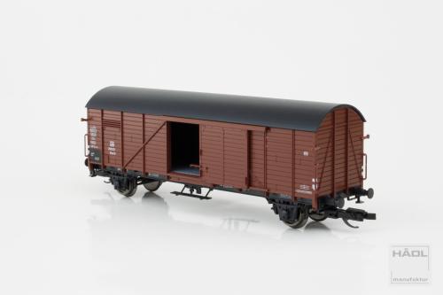 gedeckter  Güterwagen Glmhs36 der DB, Ep III
