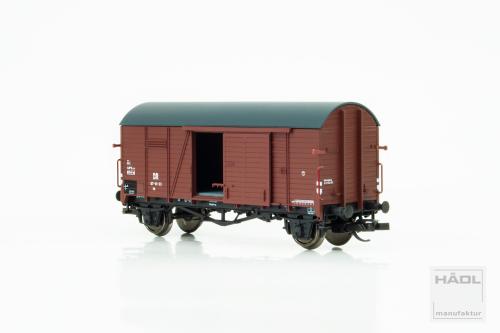 gedeckter Güterwagen Oppeln, DR, Epoche III