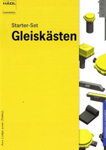 Handbuch Gleiskästen
